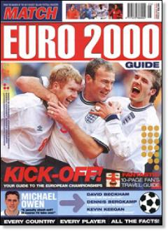 highly acclaimed one-off European Championship guide, aimed at an ...